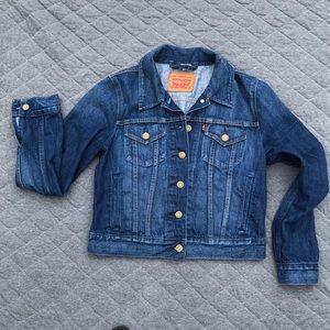 Levi's Jean jacket women's size M